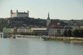 Bratislava: La unión del este y el oeste