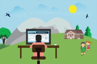 Consejos para trabajar a distancia. Colaboración, eficiencia y herramientas