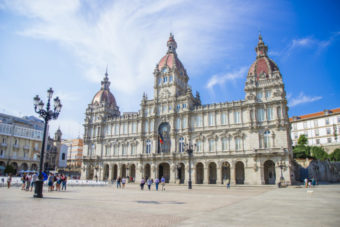 La Coruña: La Ciudad de los Cristales