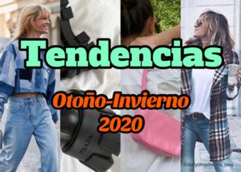 TENDENCIAS OTOÑO-INVIERNO 2020